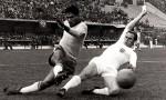 Garrincha et Wilson, 1962