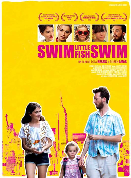 affiche-swim-little-fish-swim