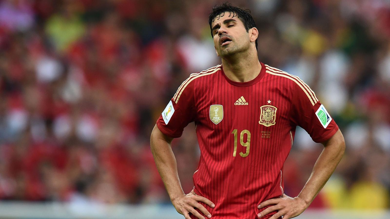 L'Espagnol Diego Costa