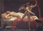 Eros et Psyché, de Guiseppe Maria Crespi, début XVIIIème