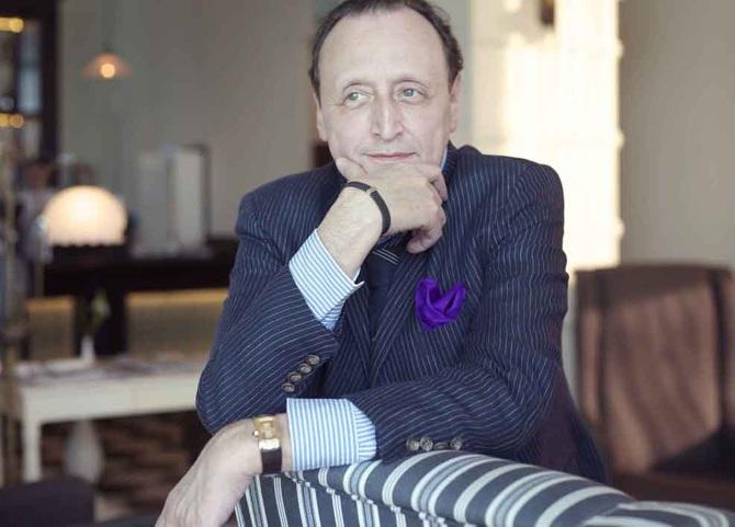 Alain Nemarq. Photo : Gali Eytan