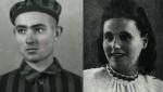 Edward Galinski et Mala Zimetbaum