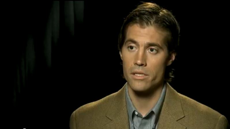 Le journaliste américain James Foley en 2011.