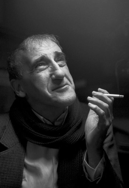 Tadeusz Kantor en 1988