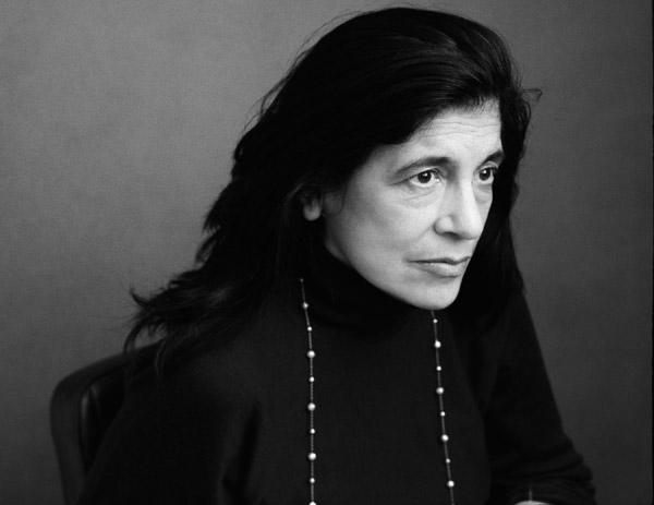 Susan Sontag, par Annie Leibovitz.