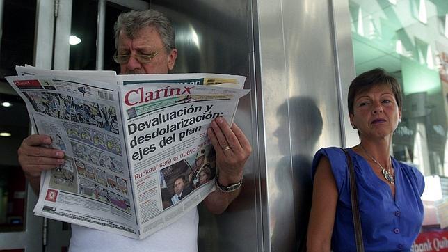 Comme souvent, les innombrables problèmes économiques font la Une des journaux en Argentine.