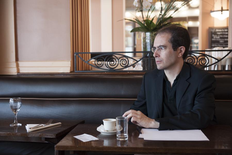 François Meyronnis - Photo : Yann Revol