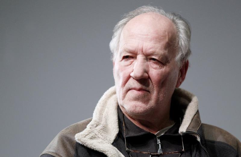 Werner Herzog © La Cinémathèque française