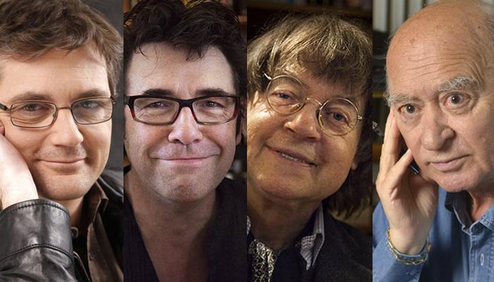 Charb, Tignous, Cabu, Wolinski, quatre des douze disparus hier, dont dix journalistes et deux policiers.