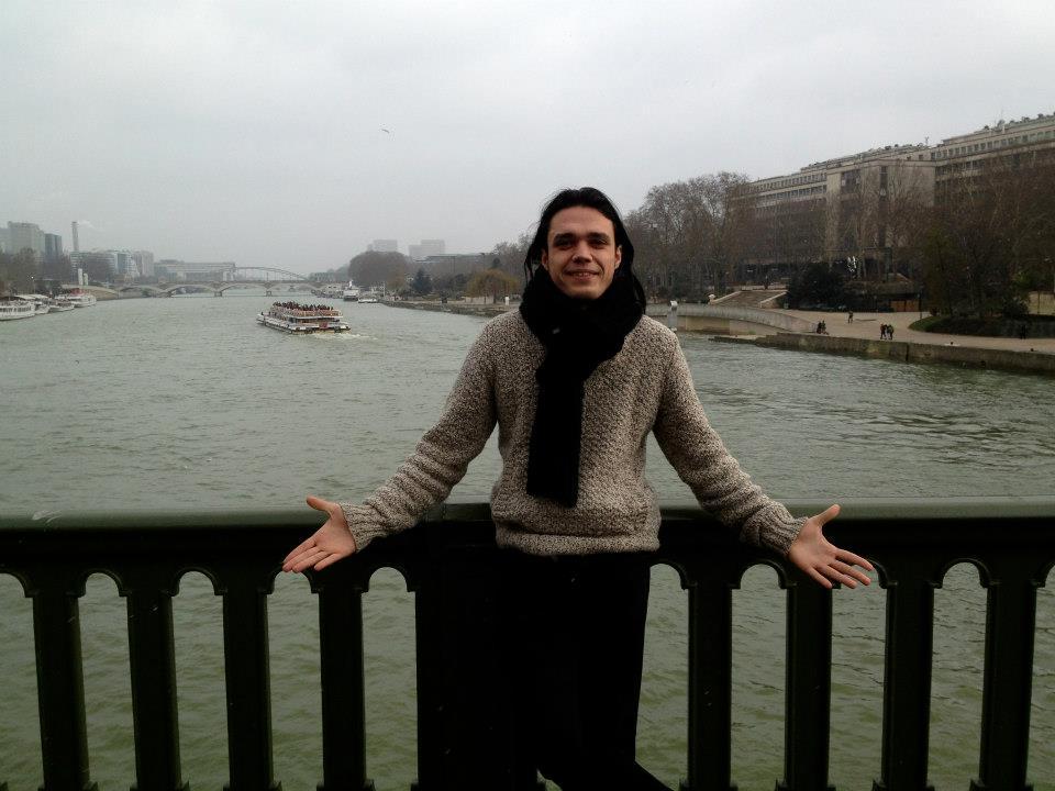 """Waleed al-Husseini, auteur de """"Blasphémateur. Les prisons d'Allah"""", G"""