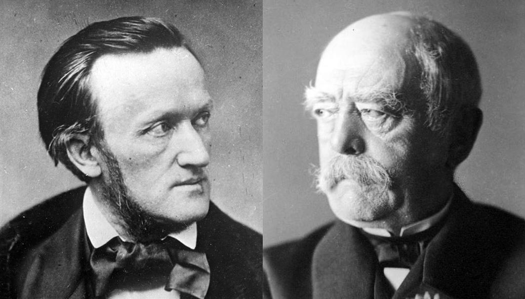 Wagner et Bismarck
