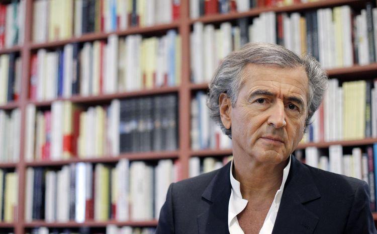Portrait de Bernard-Henri Lévy