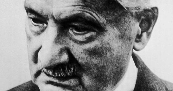 Seminaire Heidegger et la parole juive