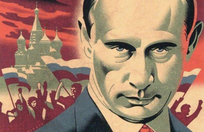 """Image de la couverture de """"Dans la tête de Vladimir Poutine"""" de Michel Eltchaninoff"""