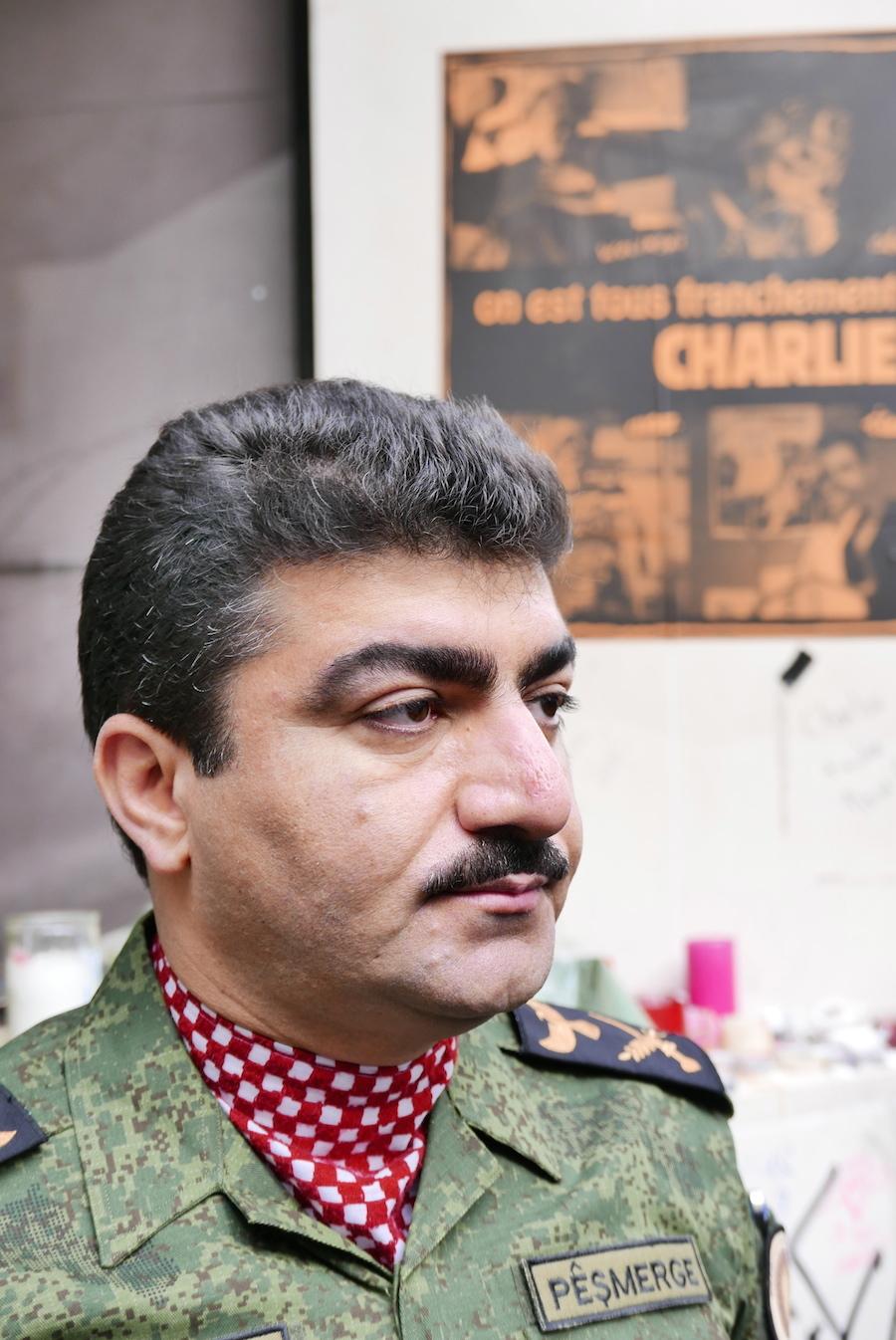 Peshmergas-Commandant-Barzani