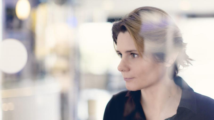 Portrait de Caroline Fourest