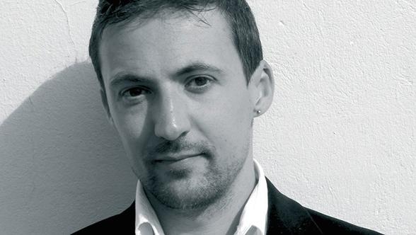 L'écrivain Laurent Nunez
