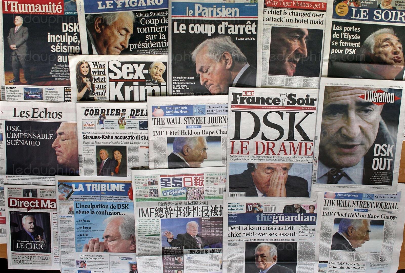 """Que nous apprend """"l'affaire DSK"""" ?"""