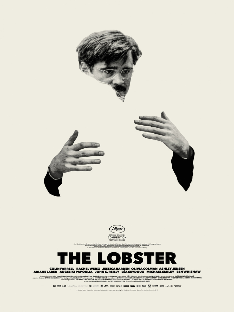 the-lobster-cannes-affiche