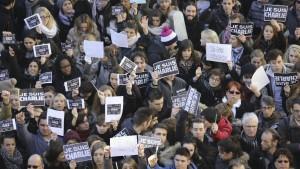 Manifestation du 11 janvier 2015