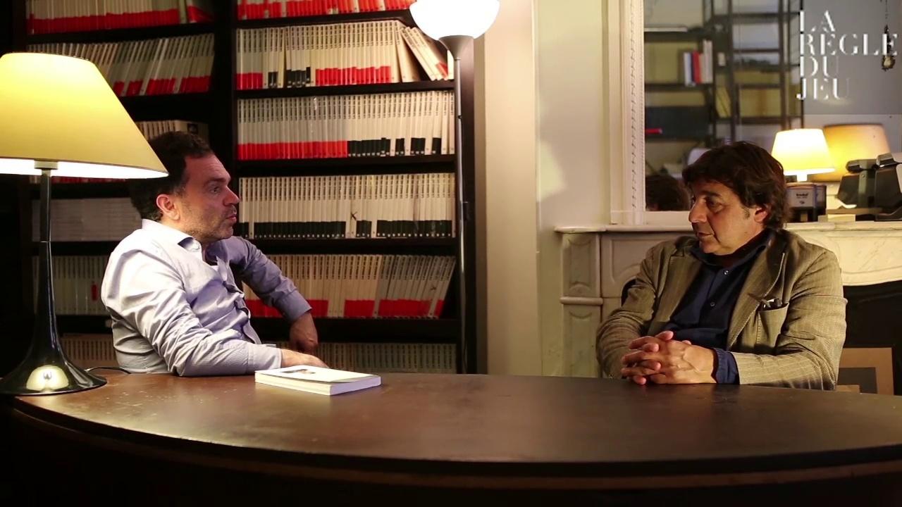 Conversation entre Yann Moix et Franck Maubert