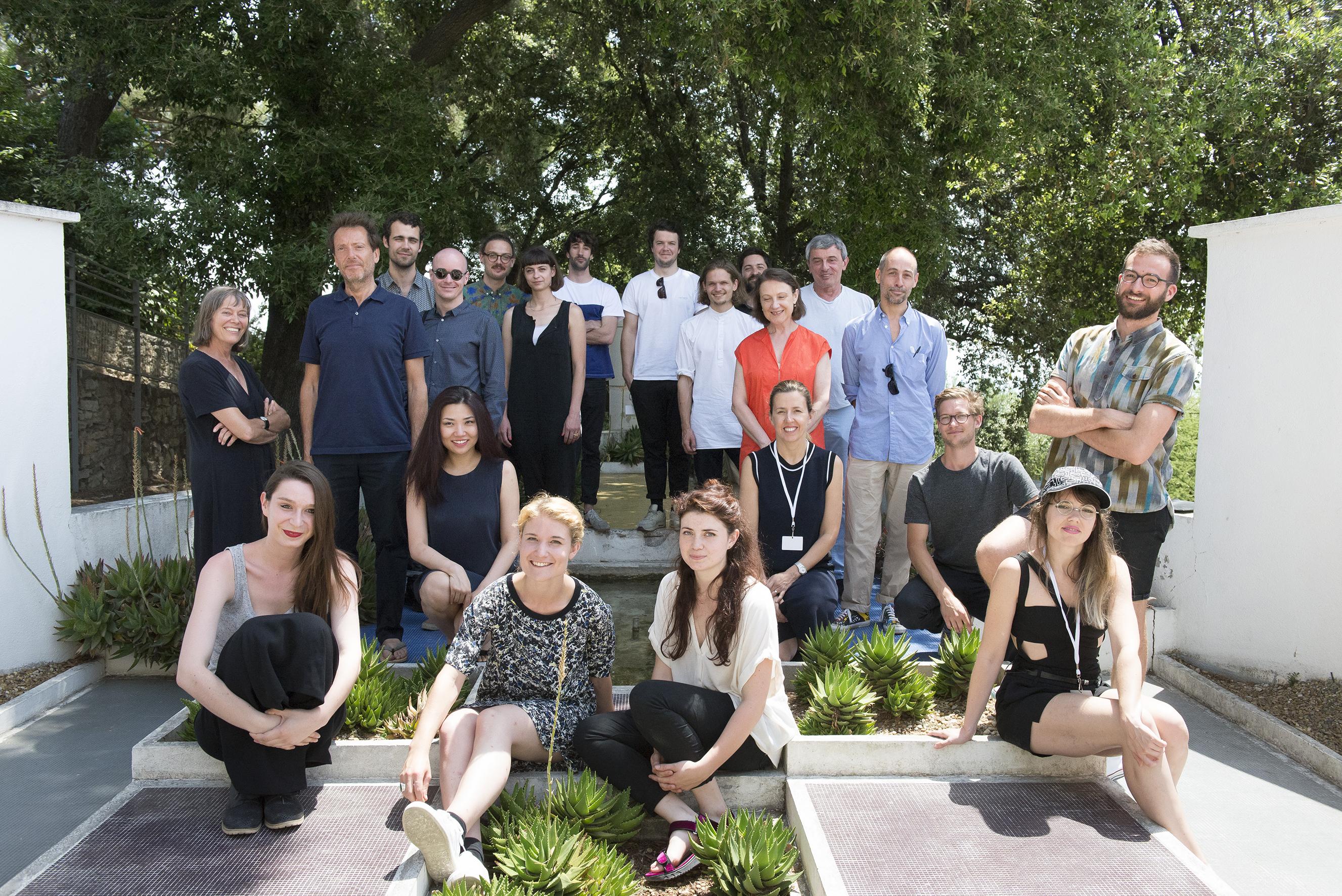 Le jury du Festival lors de la dixième édition - Photo : Design Parade