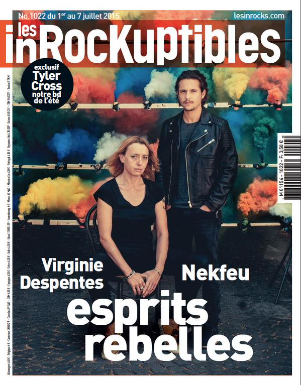 La couverture des Inrocks.