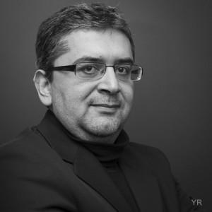 Mohamed Sifaoui, portrait par Yann Revol