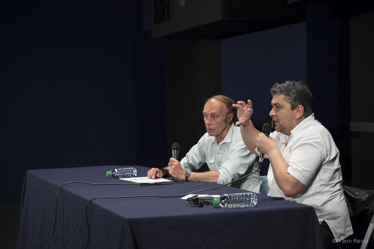 Bernard Schalscha et Mohamed Sifaoui