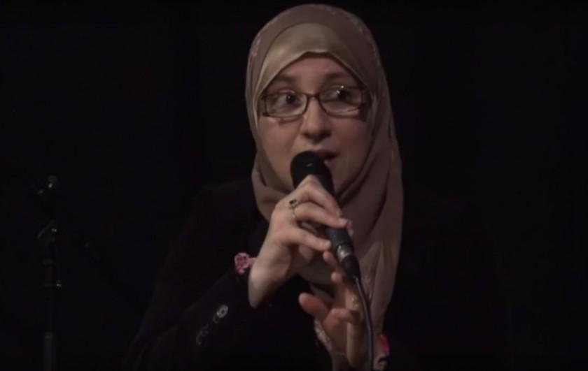 Lila Charef, responsable du service juridique du Collectif Contre l'Islamophobie en France.