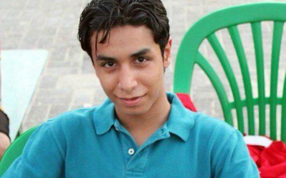 Ali Mohammed al-Nimr, le jeune Saoudien condamné à être décapité puis crucifié.