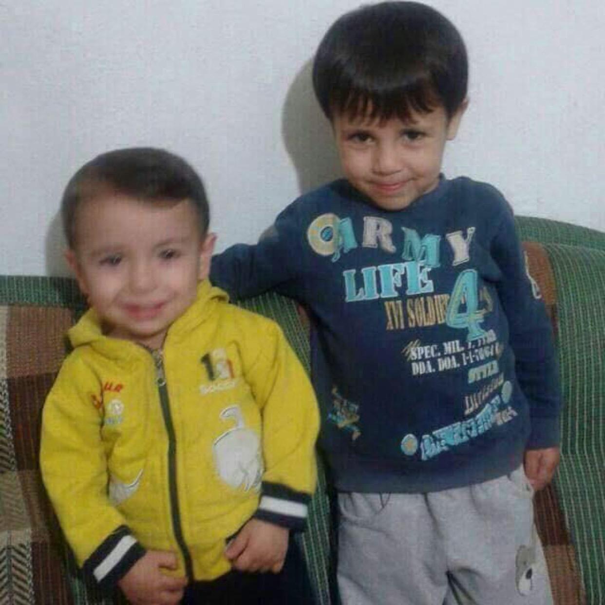 photo-de-l-enfant-syrien-et-de-son-frere