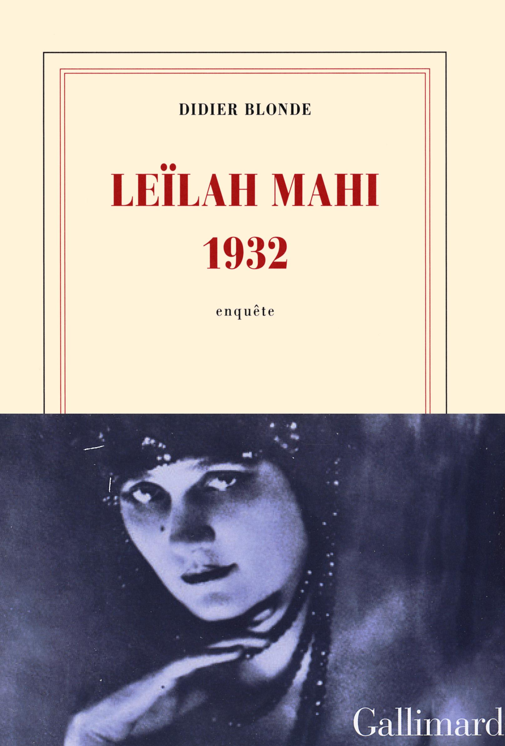 Leïlah Mahi 1932 de Didier Blonde Leilah-Mahi-1932-didier-blonde