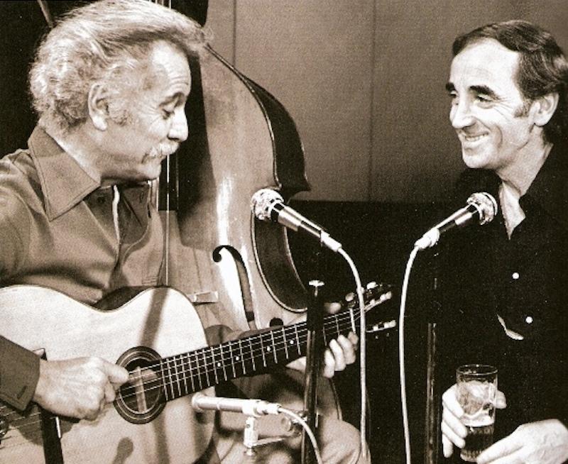 brassens-aznavour