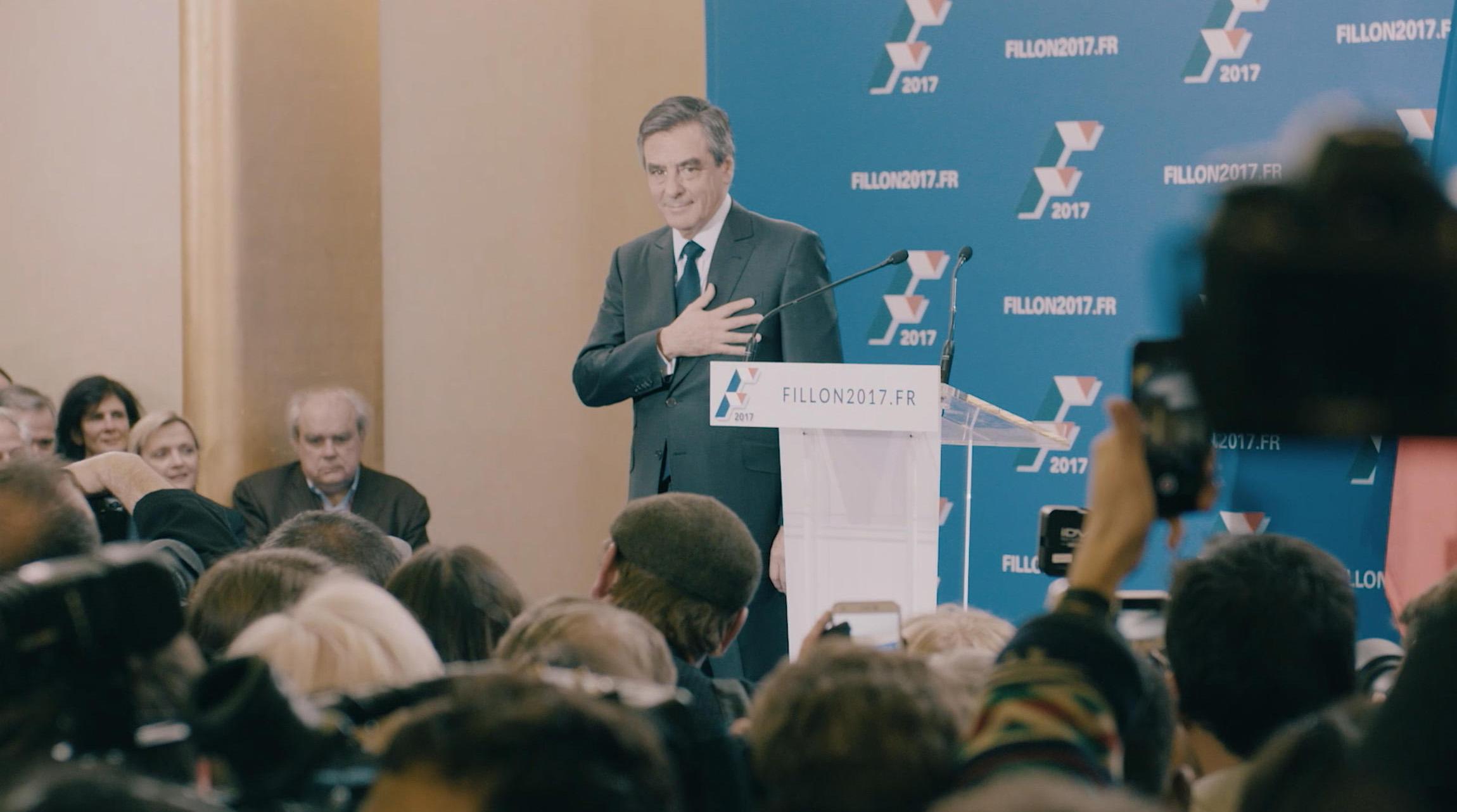 « C'était écrit : François Fillon, l'homme qui ne pouvait pas être président » (© France 5)