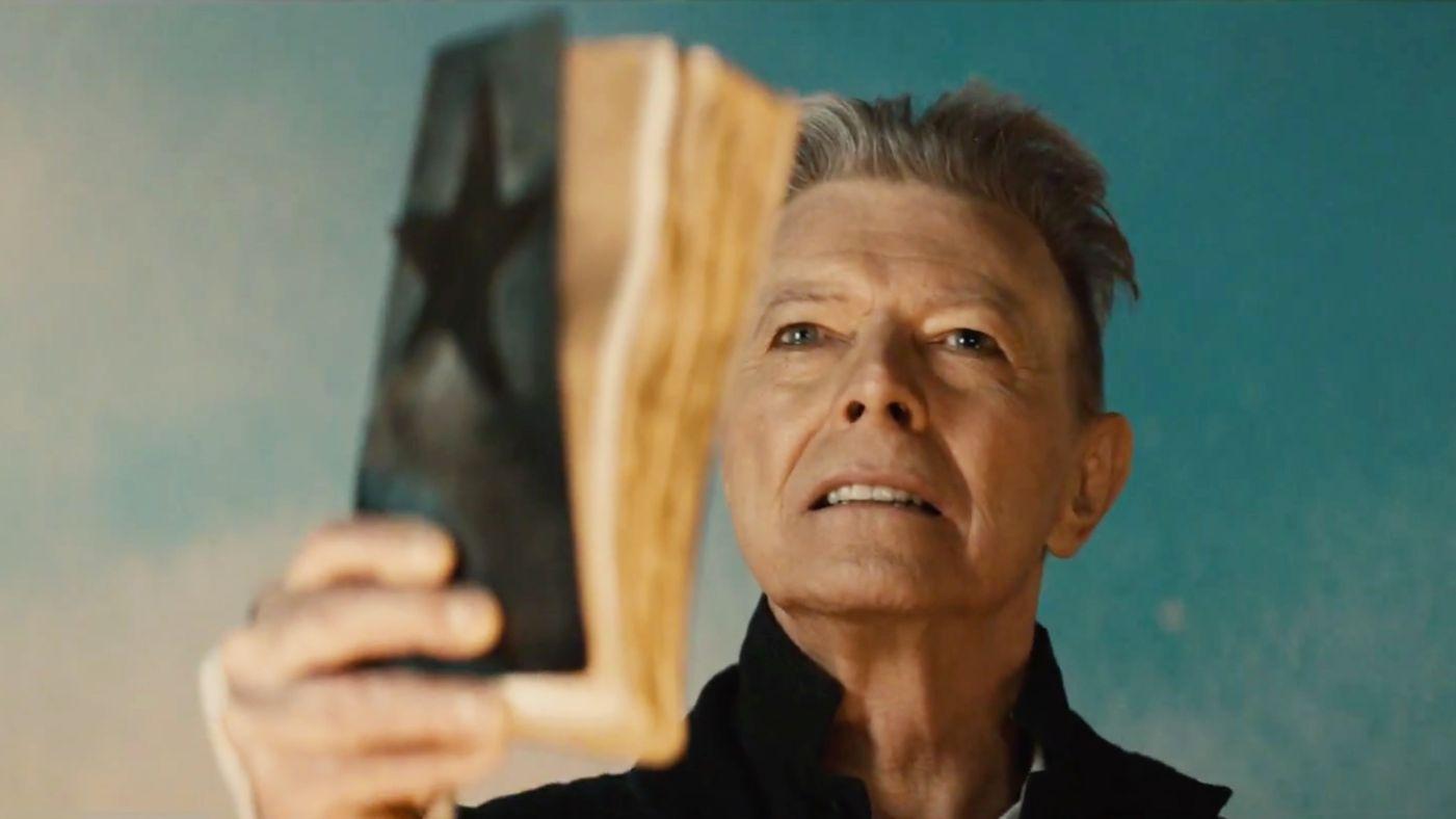 """Image du clip """"Blackstar"""", extrait du dernier album de David Bowie."""