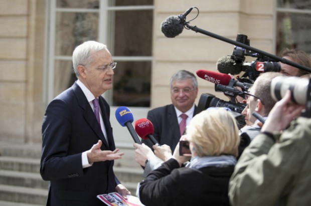 Jean-Louis Bianco, président de l'Observatoire de la laïcité.