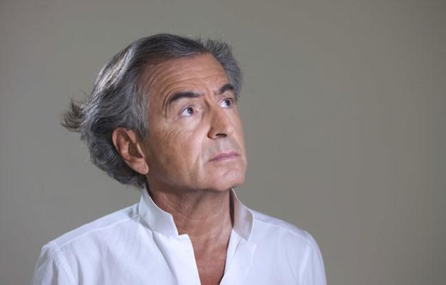 Bernard-Henri Lévy. © Alexis Duclos
