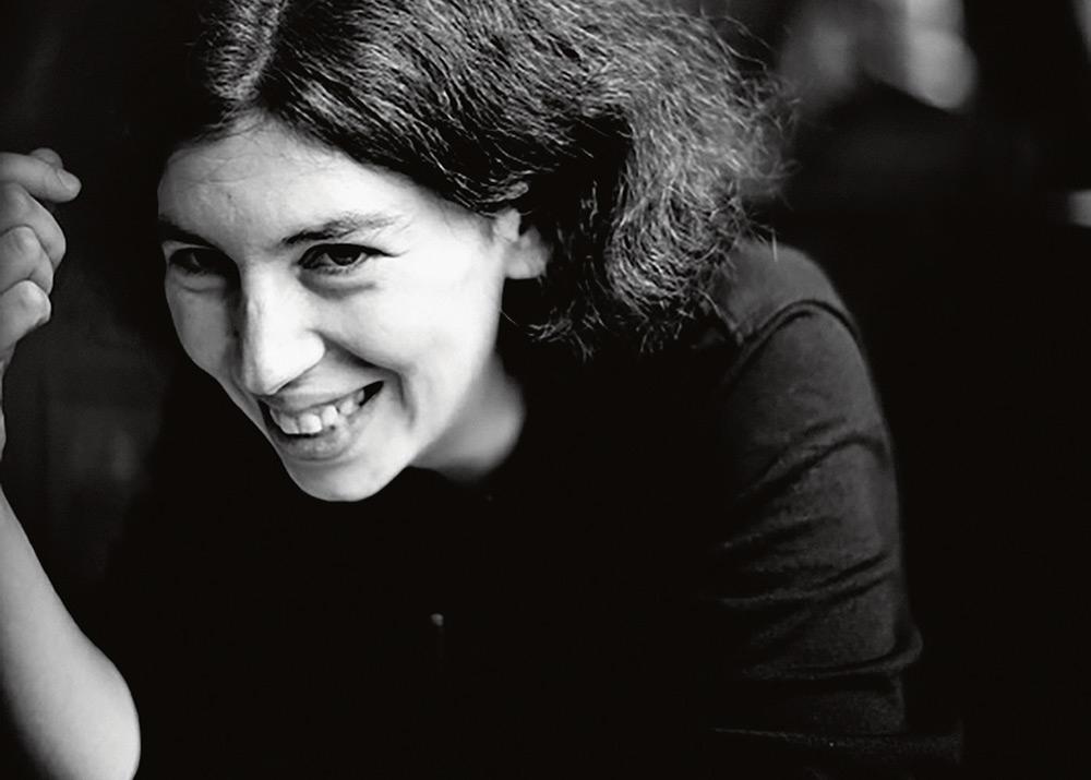 Portrait de Mariam Petrosyan