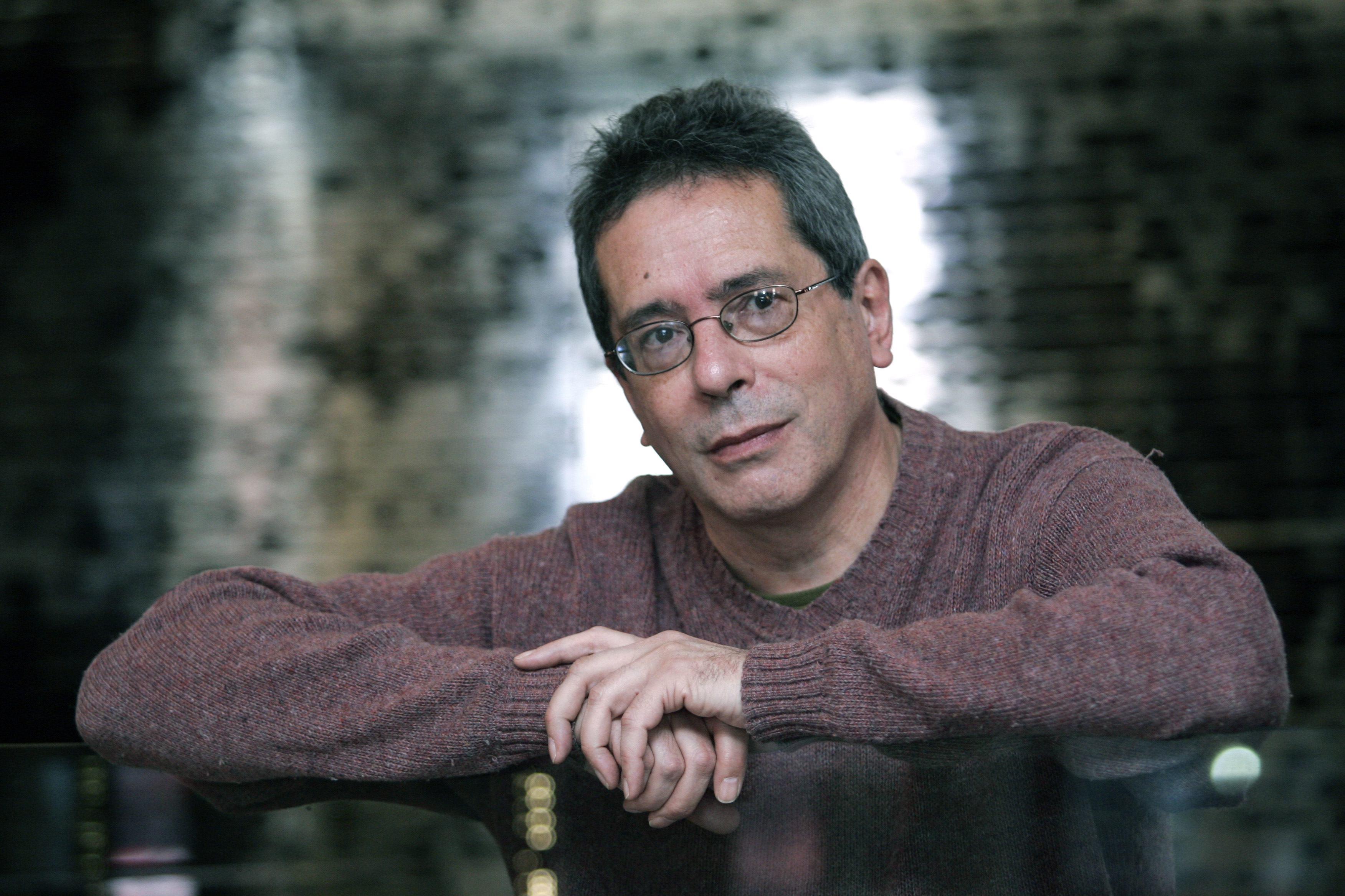 L'écrivain argentin César Aira.