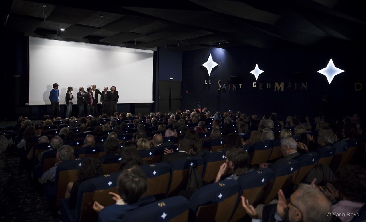 le-cinema-saint-germain-lors-de-la-projection-de-Peshmerga