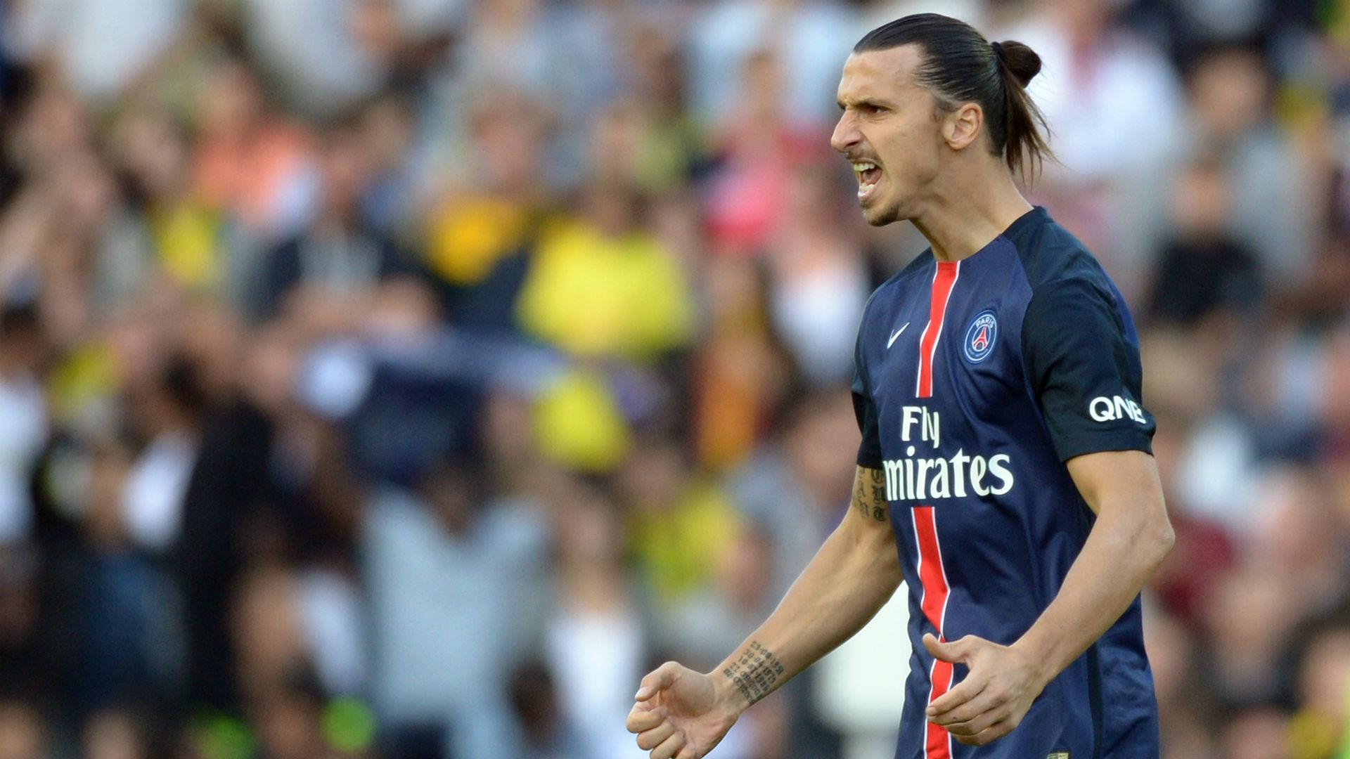 Zlatan Ibrahimovic annonce son départ du PSG. « Je suis arrivé comme un roi, je pars comme une légende », écrit-il sur les réseaux sociaux.