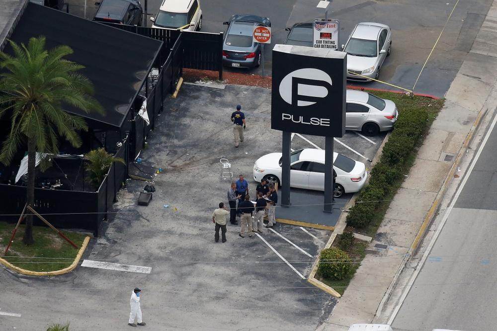 Pulse, la boîte de nuit LGBT qui a été la cible d'un attentat meurtrier dans la nuit du 11 au 12 juin 2016, à Orlando (Floride).