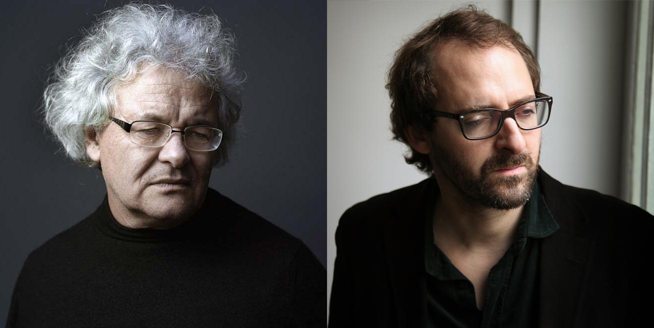 François Bon et Martin Page.