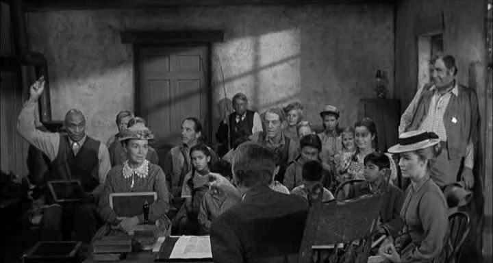 """Extrait du film """"L'homme qui tua Liberty Valance""""."""