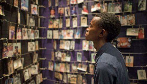 Centre du mémorial du génocide à Kigali