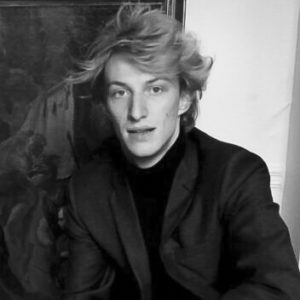 Le galériste Leopold Legros