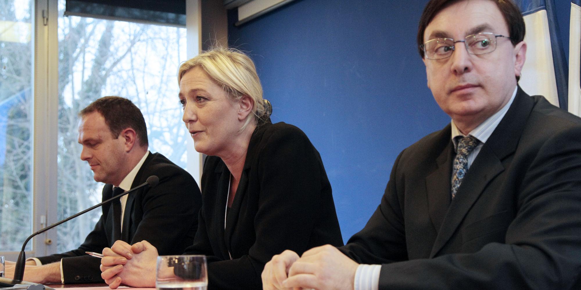 Présidentielle. Les Républicains appellent à voter contre Marine Le Pen