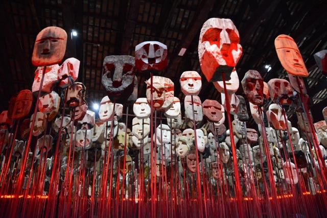 Bernardo-Oyarzun-masques-biennale