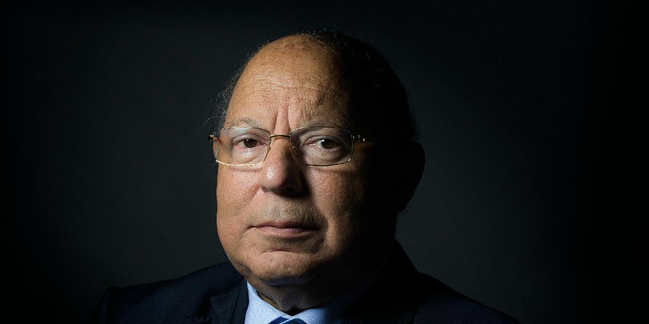 Dalil Boubakeur, grand-recteur de la Mosquée de-Paris.
